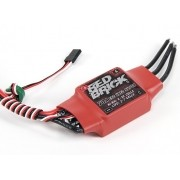Speed Control Red Brick 70a V2 Com Super Bec 5a