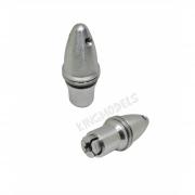 Spinner Alumínio P/ Motor Brushless C/ Eixo 4mm Mod. Mandril