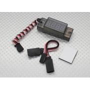 Tacômetro Digital - Motores De Aeros Dle E Outros - Gt Power
