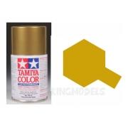 Tamiya Color Para Polycarbonato Spray Ps-13 Dourado