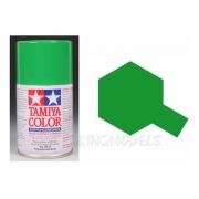 Tamiya Color Para Polycarbonato Spray Ps-21 Park Green