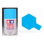 Tamiya Color Para Polycarbonato Spray Ps-3 Light Blue