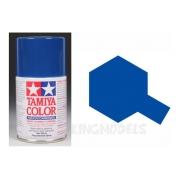 Tamiya Color Para Polycarbonato Spray Ps-4 Blue