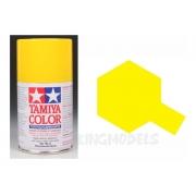 Tamiya Color Para Polycarbonato Spray Ps-6 Yellow