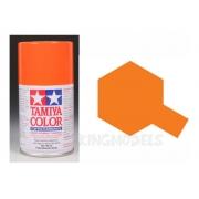 Tamiya Color Para Polycarbonato Spray Ps-7 Orange