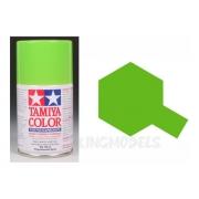 Tamiya Color Para Polycarbonato Spray Ps-8 Light Green