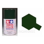 Tamiya Color Para Polycarbonato Spray Ps-9 Green