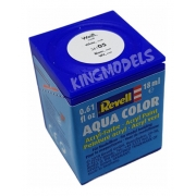 Tinta Revell - Aqua Color - Cod 36105 White 18ml