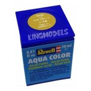 Tinta Revell - Aqua Color - Cod 36116 Sandy Yellow 18ml