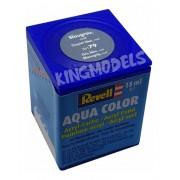 Tinta Revell - Aqua Color - Cod 36179 Greyish Blue 18ml