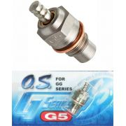 Vela Os Engines Modelo G5 para Motores Gasolina Os 10/15cc - Original!