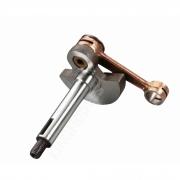 Virabrequim / Rolamento / Biela Motores Dle 55 ou 55ra -original
