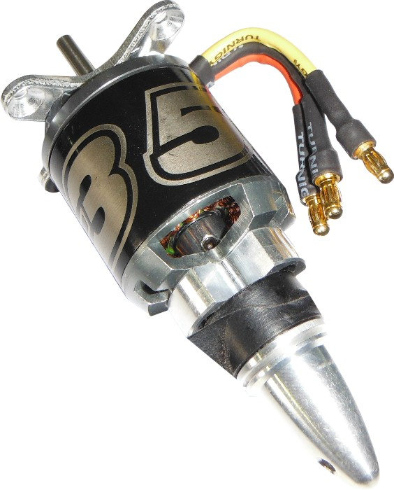 Motor Brushless PropDrive 3542-1250kv - Aeros Até 2,5kg - 600w  - King Models