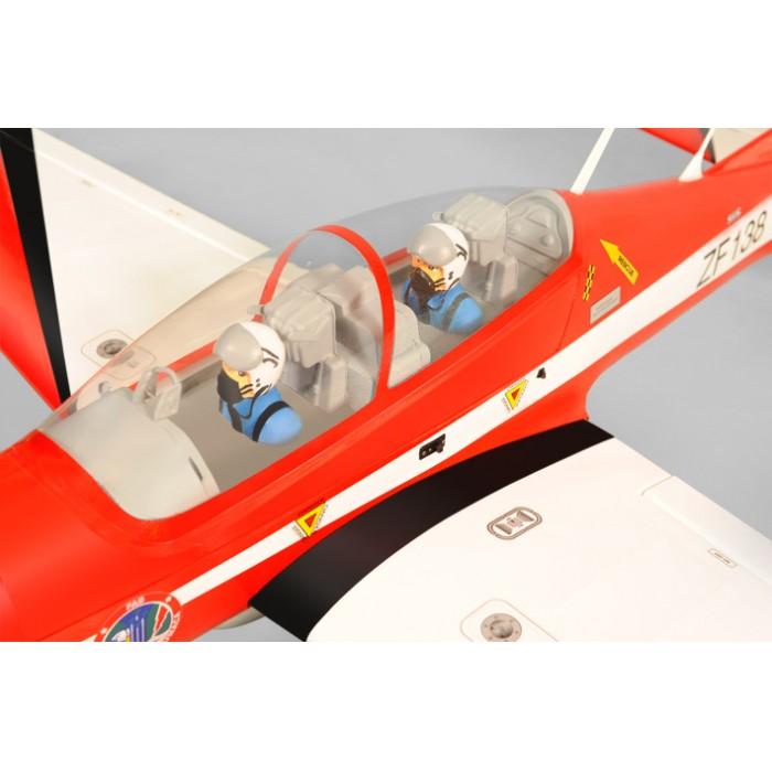 Aeromodelo Elétrico/Combustão - Kit Arf - Tucano- Asa Alta - Phoenix Models  - King Models