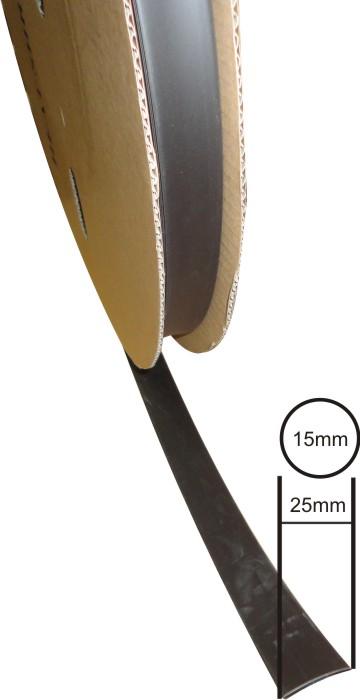 Tubo Termo-retrátil-isolamento De Comp.eletrônicos Diam.25mm  - King Models