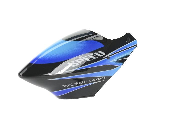 Peça Reposição Heli-wltoys-v922 Canopy Azul-v922-14  - King Models