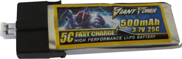 Lipo Giant Power Para Heli -1s-500mah-v922-fbl100-blade Mcpx  - King Models