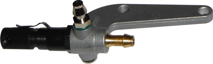 Suporte+agulha Traseira(remota) Para Motores Asp.52 2.tempos  - King Models