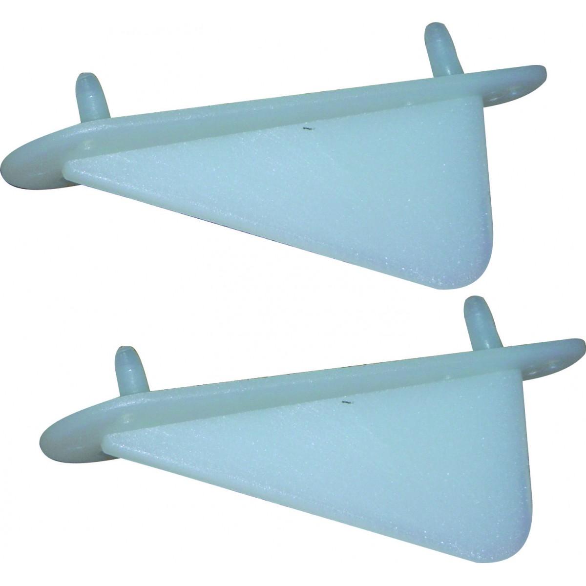 Proteção Anti-Choque para ponta de Asas para aeromodelos a combustão-Grande  - King Models