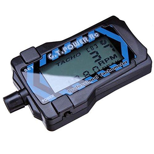 Tacômetro Digital G.t Power Para Utilização Em Aeromodelismo  - King Models