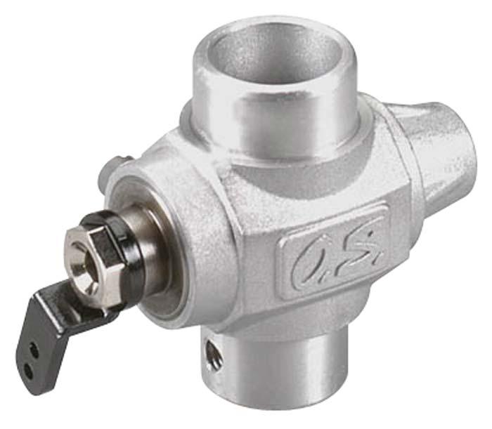 Carburador Completo 40g Para Motor O.s.max 46ax-cód.24681000  - King Models