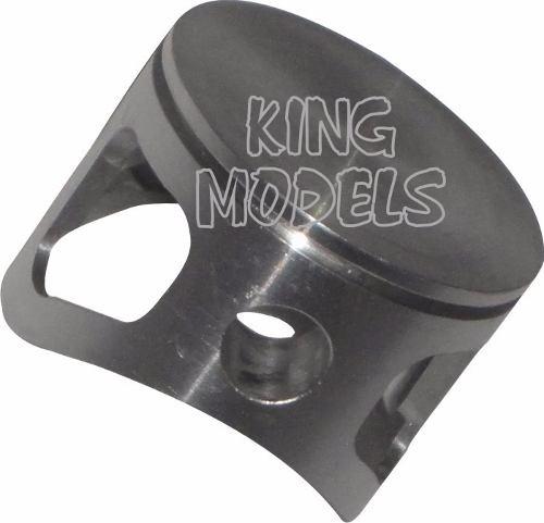 Conjunto De Pistão E Anel Para Motor Glow Asp.120-4 Tempos  - King Models