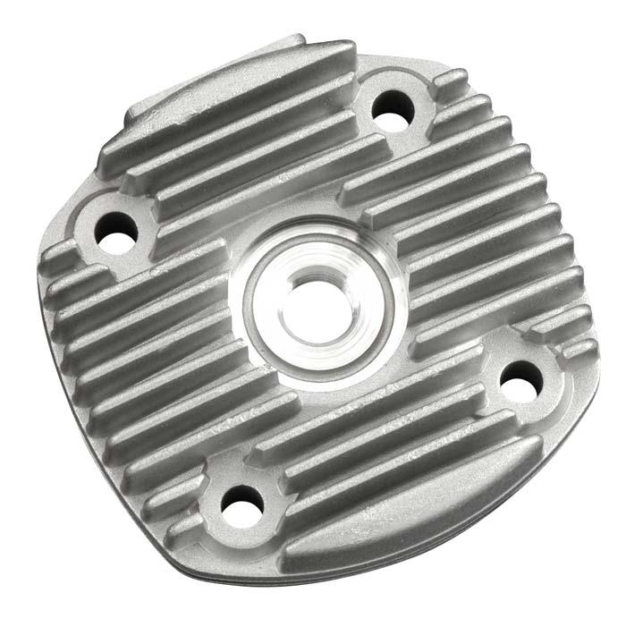 Cabeçote De Motor O.s. Max 46ax (metanol)-cód.24604000  - King Models