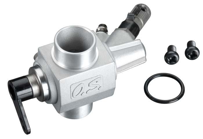 Carburador Compl. 40k-motor O.s.max 46axii/55ax-cód.24681010  - King Models