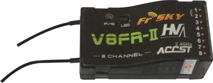 Receptor Frsky V8fr-II Para Módulos Frsky Djt 2.4ghz-accst  - King Models