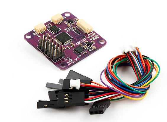 Placa Controladora Open Pilot Cc3d Para Multi-rotores+brinde  - King Models