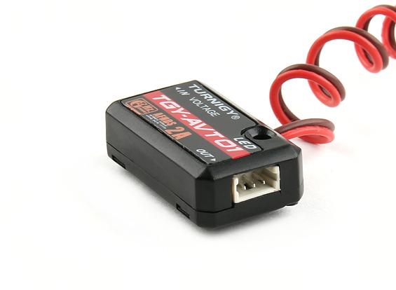 Sensor De Telemetria/voltagem Para Rádios Tgy-i6 E Tgy-i10  - King Models
