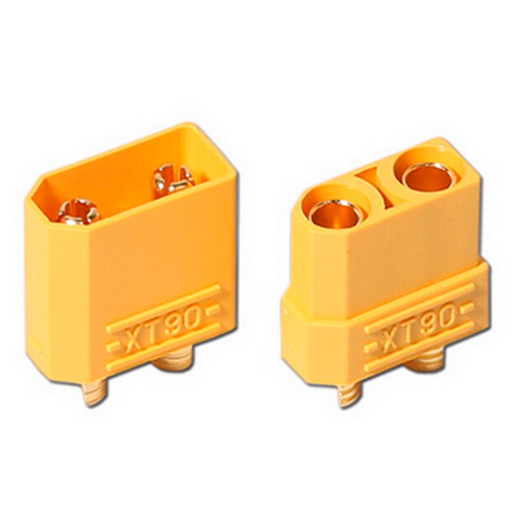 Conector Xt90 -(90a/h)-retrátil Grátis - Qualidade Superior  - King Models