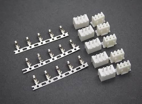 Conector Jst-xh - 3xpinos(2s) - Plug Balanceamento - 3xpares  - King Models