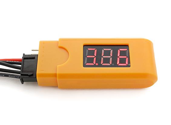 Indicador De Voltagem Hk Para Baterias De Lipo De 2 A 6s  - King Models