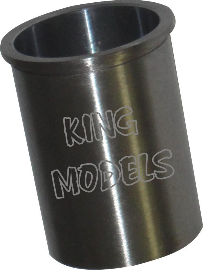 Camisa Para Motor Glow Asp.120-4 Tempos  - King Models