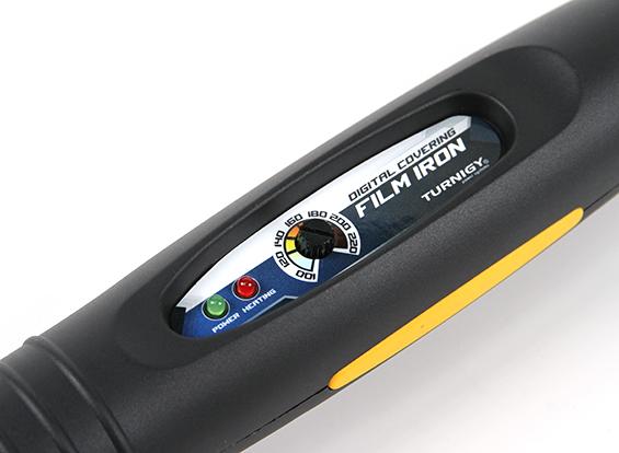 Ferro Para Entelagem De Aeros - 110v - Led - Temperatura Regulável  - King Models
