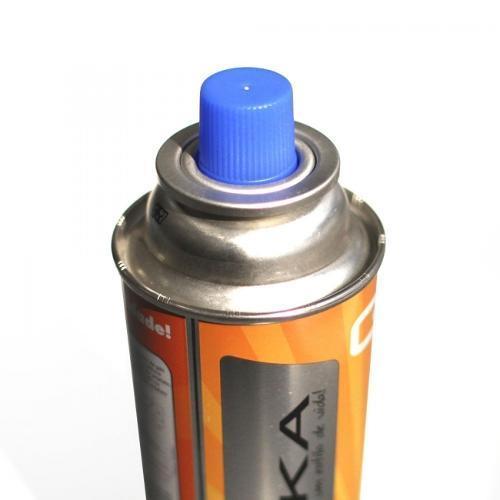 Kit Com 4 X Refil De Gás Butano Náutika -fogão/maçarico-227g NTK  - King Models