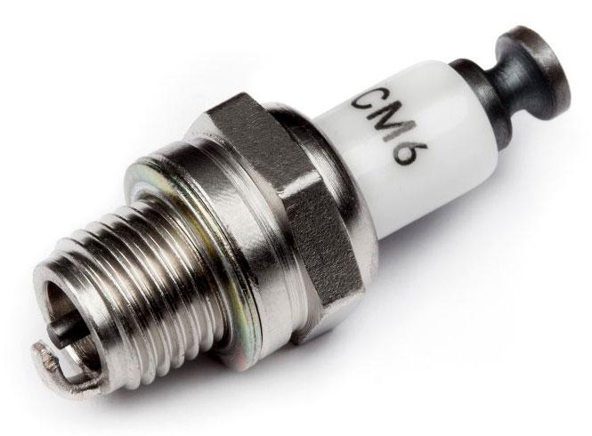 Vela De Ignição Rcexl Cm6-motores Dle/os E Outros...  - King Models