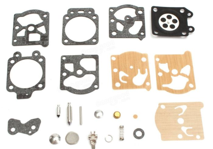 Kit Reparo Para Carburador Walbro K20-wat Wa Wt E Outros  - King Models