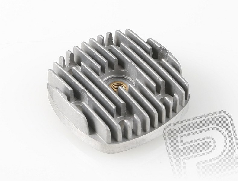 Cabeçote(head) Para Motores Asp .61 2 Tempos  - King Models