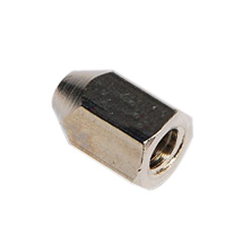 Porca Adaptadora Para Spinners Alumínio-eixo M8 X M4 X 18mm   - King Models