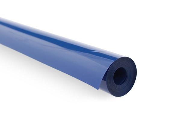 Chinakote (monokote)- Azul Mar - 640mm - Rolo 5x Metros  - King Models