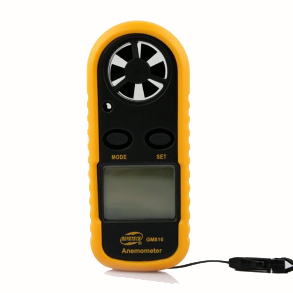 Anemômetro / Termômetro / Digital - Modelismo - Drone  - King Models