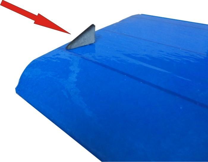 Proteção Para Ponta De Asas De Aeros - Sistema Anti-impacto - 2pçs  - King Models