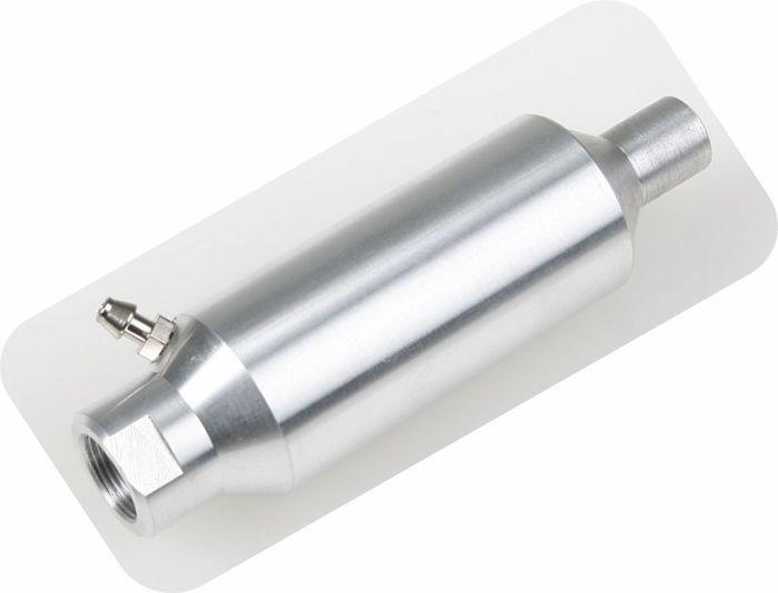 Mufla (silencioso) - Motor Glow Asp70/80- 4t - S/cotovelo  - King Models