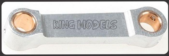 Biela (connecting Rod) Para Motores Asp .32/36 2 Tempos   - King Models