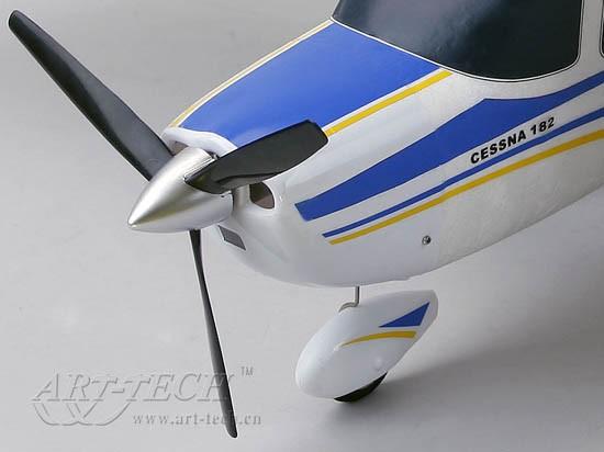 Aeromodelo Cesna Art-tech -motor Brushless-pronto Para Voar!  - King Models