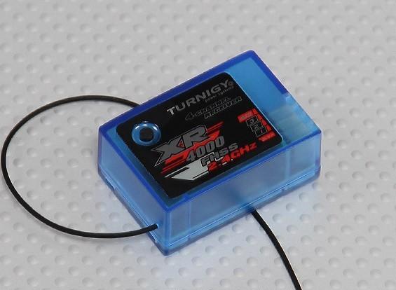 Receptor 4 Canais Mod: Xr4000 Para Rádios Turnigy 4x  - King Models