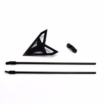 Peça Reposição - Wltoys - V950 - Tail Boom Holder V2.950.025  - King Models