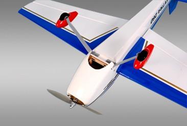 Aeromodelo Elétrico - Extra 260 -balsa- Phoenix -env-1075mm  - King Models